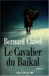 """Couverture du livre : """"Le cavalier du Baïkal"""""""