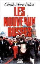 """Couverture du livre : """"Les nouveaux Russes"""""""