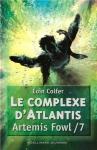 """Couverture du livre : """"Le complexe d'Atlantis"""""""