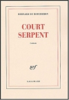"""Couverture du livre : """"Court serpent"""""""