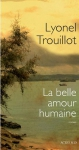 """Couverture du livre : """"La belle amour humaine"""""""