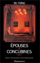 """Couverture du livre : """"Epouses et concubines"""""""