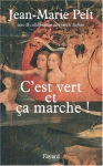 """Couverture du livre : """"C'est vert et ça marche !"""""""