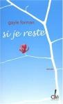 """Couverture du livre : """"Si je reste"""""""
