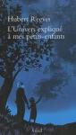"""Couverture du livre : """"L'univers expliqué à mes petits-enfants"""""""