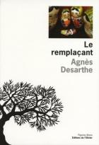 """Couverture du livre : """"Le remplaçant"""""""