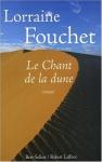 """Couverture du livre : """"Le chant de la dune"""""""