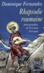 """Couverture du livre : """"Rhapsodie Roumaine"""""""