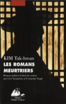 """Couverture du livre : """"Les romans meurtriers"""""""