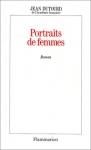 """Couverture du livre : """"Portraits de femmes"""""""