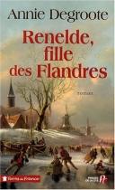 """Couverture du livre : """"Renelde, fille des Flandres"""""""