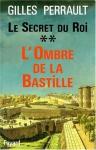 """Couverture du livre : """"L'ombre de la Bastille"""""""