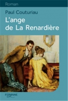 """Couverture du livre : """"L'ange de La Renardière"""""""
