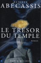 """Couverture du livre : """"Le trésor du temple"""""""