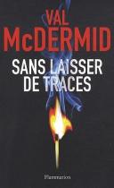 """Couverture du livre : """"Sans laisser de traces"""""""