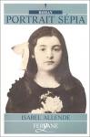 """Couverture du livre : """"Portrait sépia"""""""