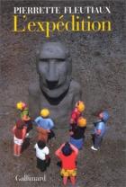 """Couverture du livre : """"L'expédition"""""""