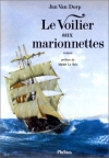 """Couverture du livre : """"Le voilier aux marionnettes"""""""