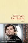 """Couverture du livre : """"Les lisières"""""""