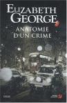 """Couverture du livre : """"Anatomie d'un crime"""""""