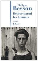 """Couverture du livre : """"Retour parmi les hommes"""""""
