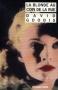 """Couverture du livre : """"La Blonde au coin de la rue"""""""