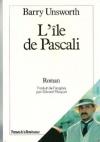 """Couverture du livre : """"L'île de Pascali"""""""