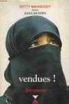 """Couverture du livre : """"Vendues !"""""""