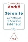"""Couverture du livre : """"Sérénité"""""""