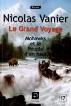 """Couverture du livre : """"Mohawks et le peuple d'en haut"""""""
