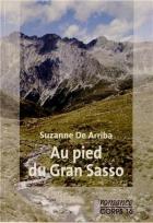 """Couverture du livre : """"Au pied du Gran Sasso"""""""