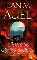 """Couverture du livre : """"Le pays des grottes sacrées"""""""