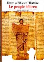 """Couverture du livre : """"Entre la Bible et l'histoire"""""""