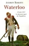 """Couverture du livre : """"Waterloo"""""""