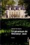 """Couverture du livre : """"Le géranium de Monsieur Jean"""""""