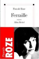 """Couverture du livre : """"Ferraille"""""""