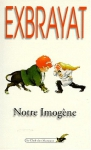 """Couverture du livre : """"Notre Imogène"""""""