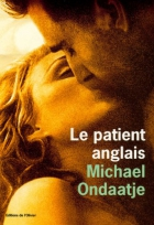 """Couverture du livre : """"Le patient anglais"""""""