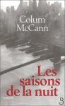 """Couverture du livre : """"Les saisons de la nuit"""""""
