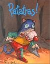 """Couverture du livre : """"Patatras"""""""