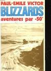 """Couverture du livre : """"Blizzards"""""""