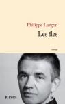"""Couverture du livre : """"Les îles"""""""