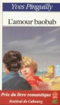 """Couverture du livre : """"L'amour baobab"""""""