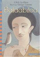 """Couverture du livre : """"Balaabilou"""""""