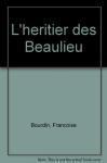 """Couverture du livre : """"L'héritier des Beaulieu"""""""