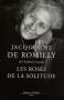 """Couverture du livre : """"Les roses de la solitude"""""""