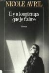 """Couverture du livre : """"Il y a longtemps que je t'aime"""""""