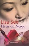 """Couverture du livre : """"Fleur de neige"""""""