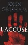 """Couverture du livre : """"L'accusé"""""""