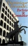 """Couverture du livre : """"Porfirio et Constance"""""""